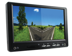 "UniSee 7"" Car LCD"