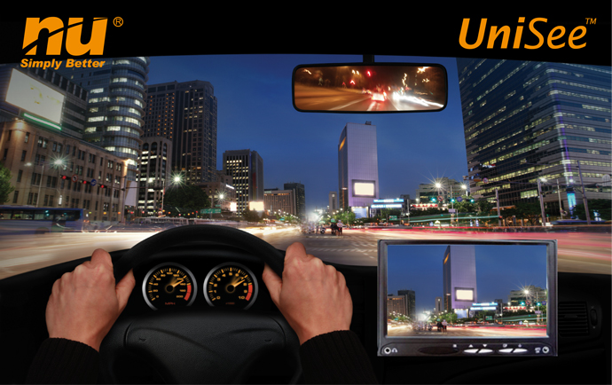 UniSee Car LCD